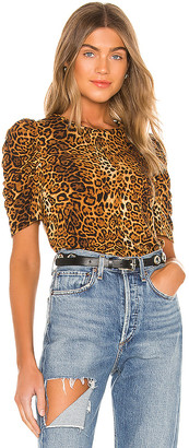 Generation Love Julia Leopard Blouse