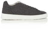 Etq Amsterdam Low 4 wool felt trainers