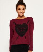 Superdry Heart Arrow T-shirt