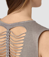 AllSaints Slash Vest