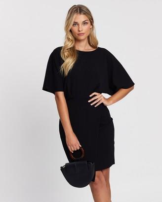 Dorothy Perkins Kimono Sleeve Bodycon Dress