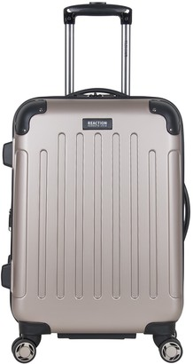 "Kenneth Cole Reaction 22"" ABS Expandable 8-Wheel Carry-On Luggage"