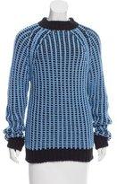 CNC Costume National Long Sleeve Wool Sweater