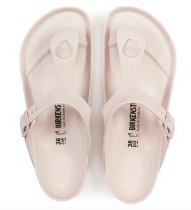 Birkenstock Gizeh EVA Sandals Rose - 3.5