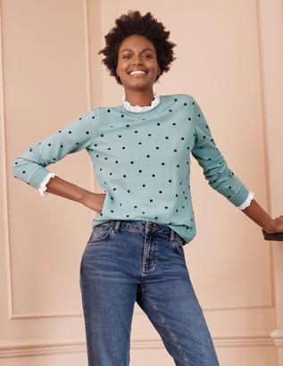 Boden Holly Jersey Sweatshirt