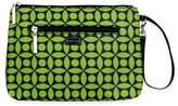 Kalencom Diaper Clutch in Green Clover