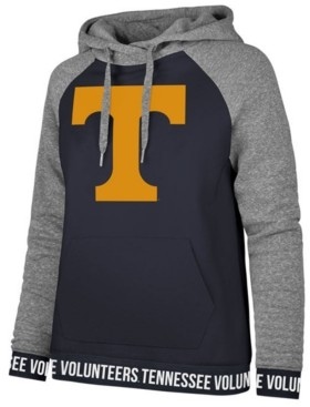 '47 Women's Tennessee Volunteers Encore Revolve Hooded Sweatshirt
