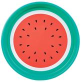 Sunnylife Watermelon Round Tray