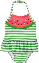 Gymboree Watermelon 1-Piece Swimsuit