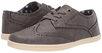 Ben Sherman Nick Wingtip (Dark Taupe PU) Men's Shoes
