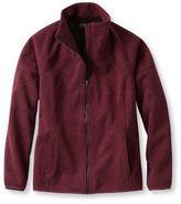 L.L. Bean Women's Windproof Sweater Fleece Jacket