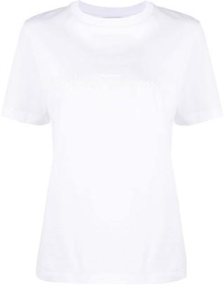 Salvatore Ferragamo short sleeve T-shirt