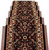 JKOPWLXGHWT Thikened Stair Mats/Step Pad/Non-slip Solid Wood Floor Mat/Stair Mats/arpet The Floor Step