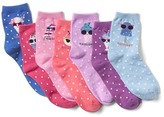 Gap Ice cream days-of-the-week socks (7-pack)