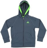 adidas Youth, Big Boys, Performance Full Zip, Fleece Hoodie
