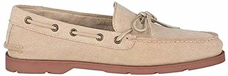 Sperry Men's Leeward Suede 1-Eye Boat Shoe
