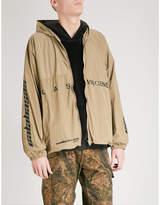 Yeezy Las Virgenes shell windbreaker jacket