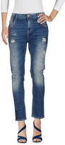 Manila Grace Denim pants - Item 42620046