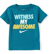 Nike Little Boys 2T-7 Witness My Awesome Short-Sleeve Tee