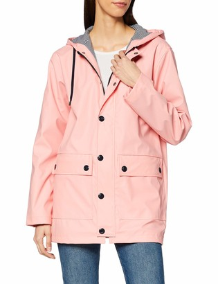 Petit Bateau Women's Cire Raincoat
