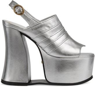 Gucci Women's platform sandal