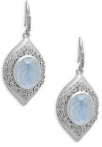 Armenta New World Diamond & Gemstone Drop Earrings