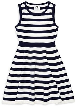 Milly Girl's Striped Dress