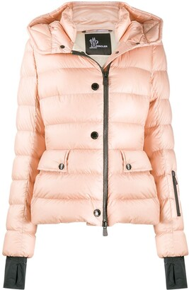 MONCLER GRENOBLE Quilted Puffer Jacket