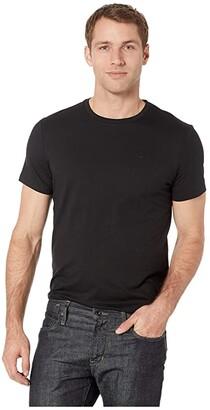 Calvin Klein The Jersey Tee (Black) Men's Clothing