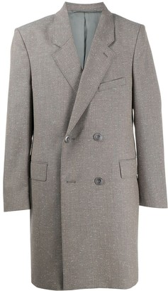 Lemaire Double Breasted Coat