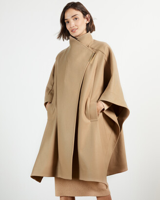 Ted Baker GILINI Relaxed cape coat