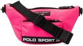 Polo Ralph Lauren logo messenger bag