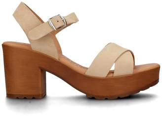 Coolway Tracy Leather Sandals