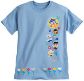 Disney ''it's a small world'' Tee for Girls