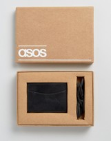 Asos Bracelet And Card Holder Set