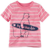 Carter's Surfing Bear Graphic Tee
