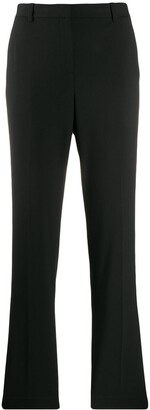Theory high rise tailored trousers
