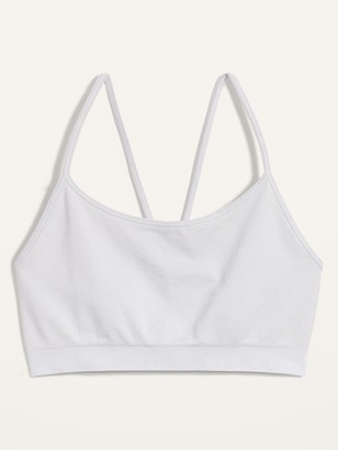 Old Navy Seamless Lounge Bralette Top for Women