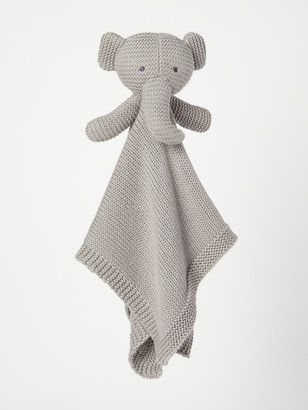 Organic Cotton Elephant Lovey