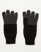 Le Château Rib Knit Gloves