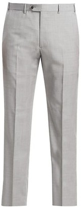 Emporio Armani Wool-Blend Suiting Pants