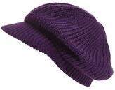 Echo Women's 'Gibson Girl' Knit Hat - Purple