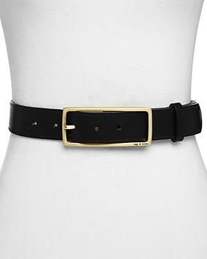 Rag & Bone Women's Rebound Leather Belt