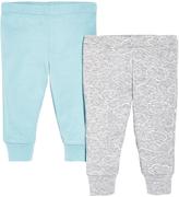 Skip Hop Blue & Gray Starry Pants Set
