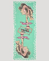 Yarnz Surfer Girl Scarf