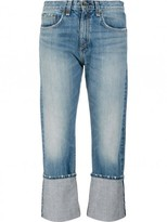 Rag & Bone 'marilyn' Crop Jeans