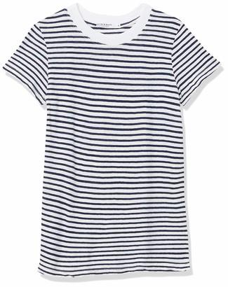 Stateside Women's Linen Classic Stripe Boy Tee