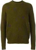 Paul Smith ribbed jumper - men - Wool - L
