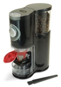 Solofill Sologrind 2 In 1 Automatic Single Serve Coffee Burr Grinder