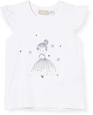 Chicco Girl's T-Shirt Manica Corta Bimba Kniited Tank Top